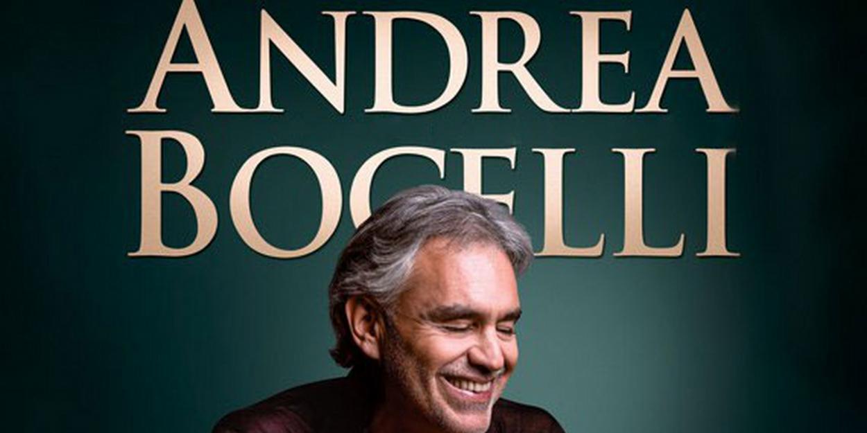 Josh Groban Tour 2020.Andrea Bocelli Announces June 2020 California Tour Dates