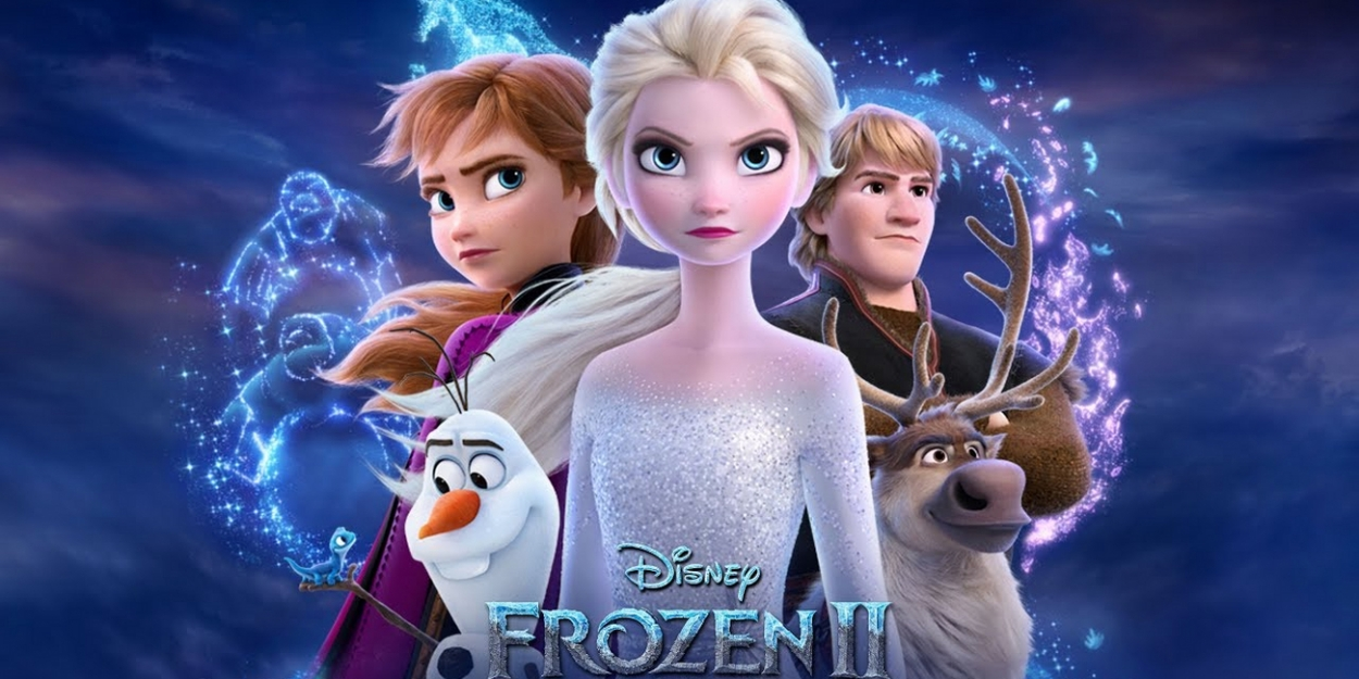 FROZEN 2 Leads the Box Office For Third Weekend in a Row