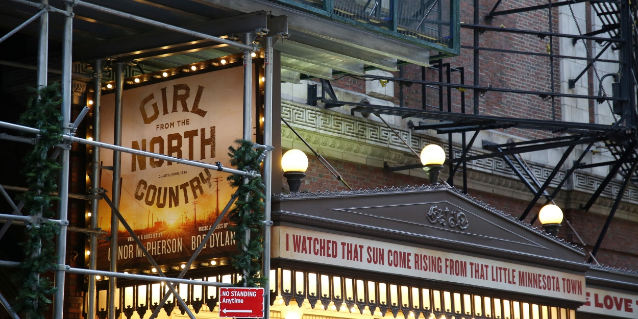 Up on the Marquee: GIRL FROM THE NORTH COUNTRY Arrives on Broadway