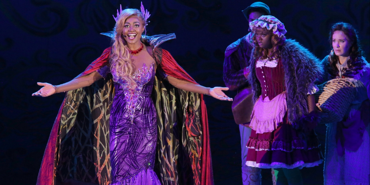 VIDEO: Inside INTO THE WOODS at the Hollywood Bowl With Sutton Foster, Patina Miller, Haley Kilgore, Shanice Williams, Gaten Matarazzo, Cheyenne Jackson, And More!
