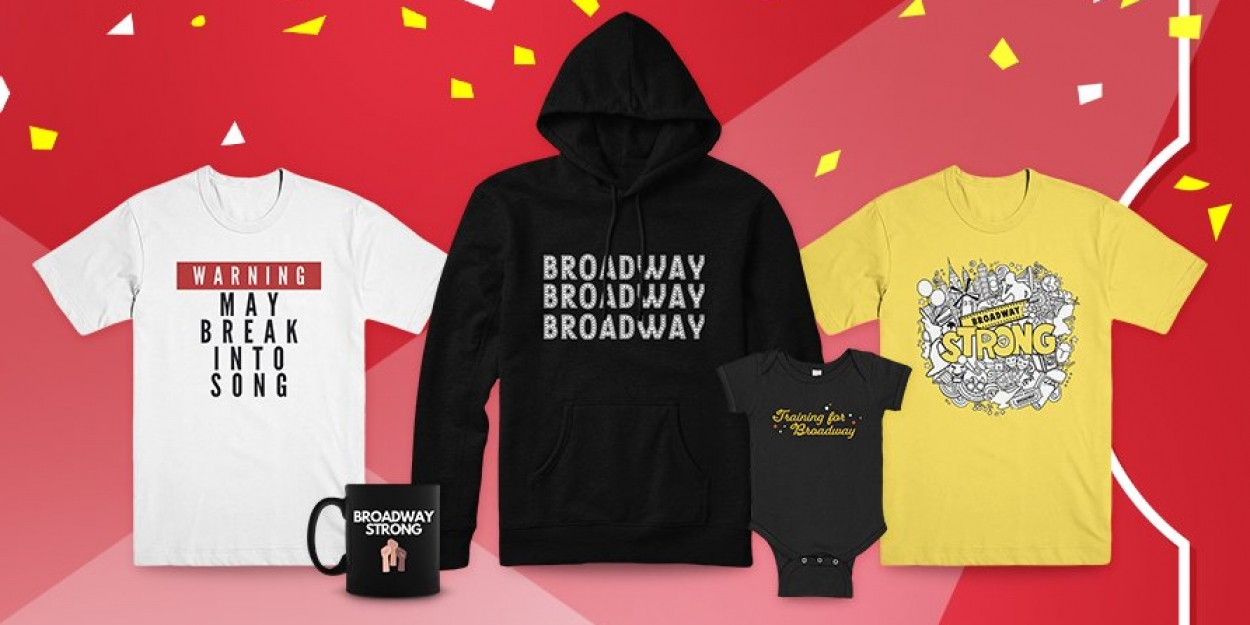 BroadwayWorld Launches New Theatre Shop In Partnership With The Araca Group Featuring Show Merch & More