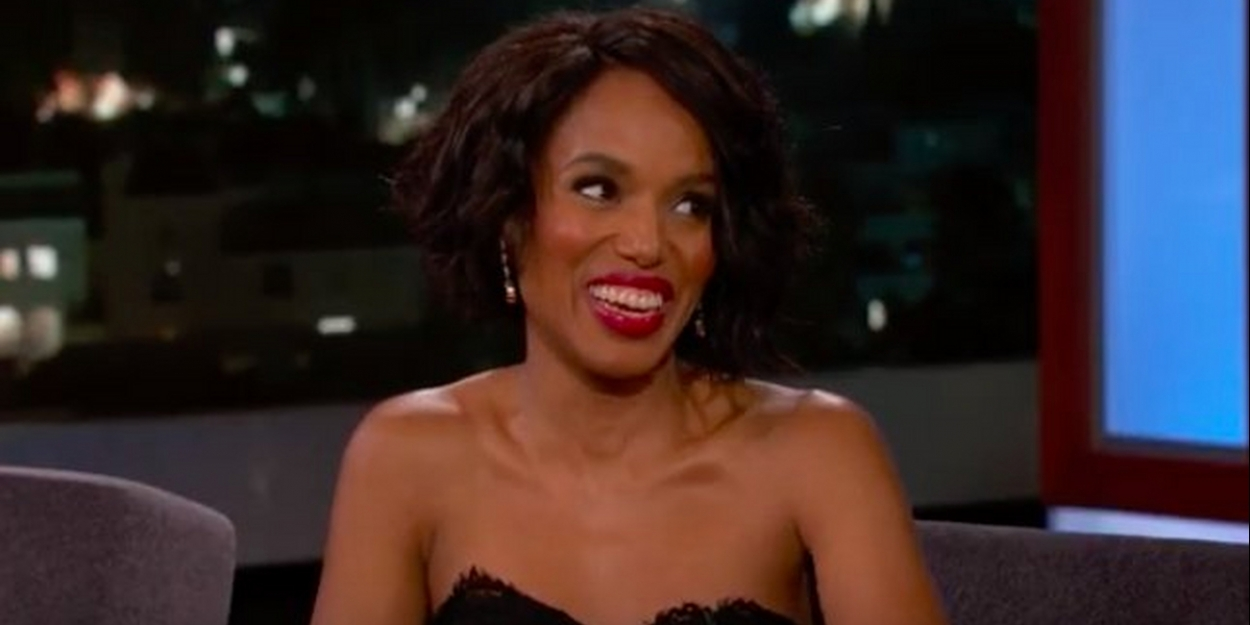 VIDEO: Kerry Washington Talks Shooting the AMERICAN SON Film After Performing It on Broadway - Broadway World