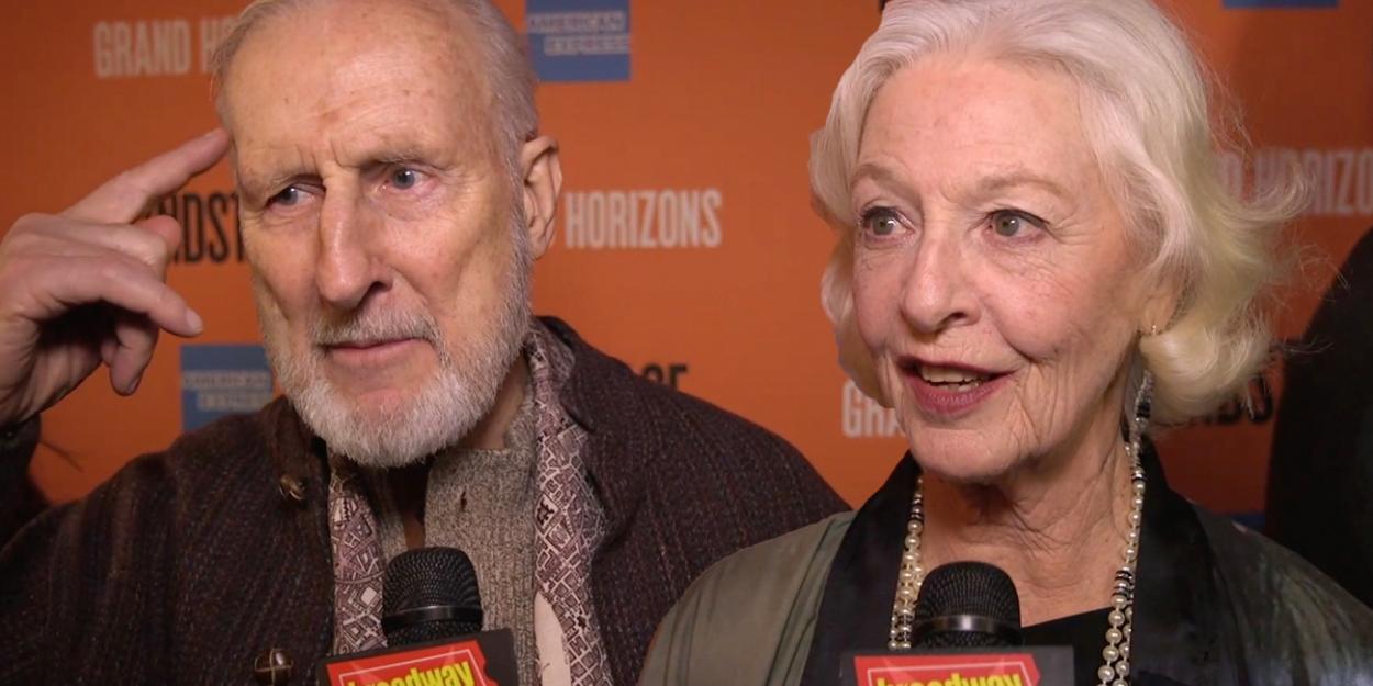 BWW TV: Jane Alexander, James Cromwell & More Celebrate Opening Night of GRAND HORIZONS