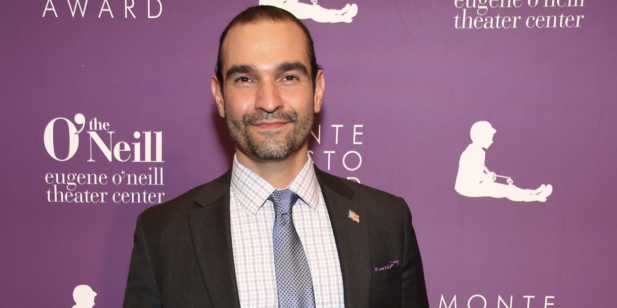 Javier Muñoz to Join HIV+ Performers in THE RED RIBBON REVUE, a World AIDS Day Celebration