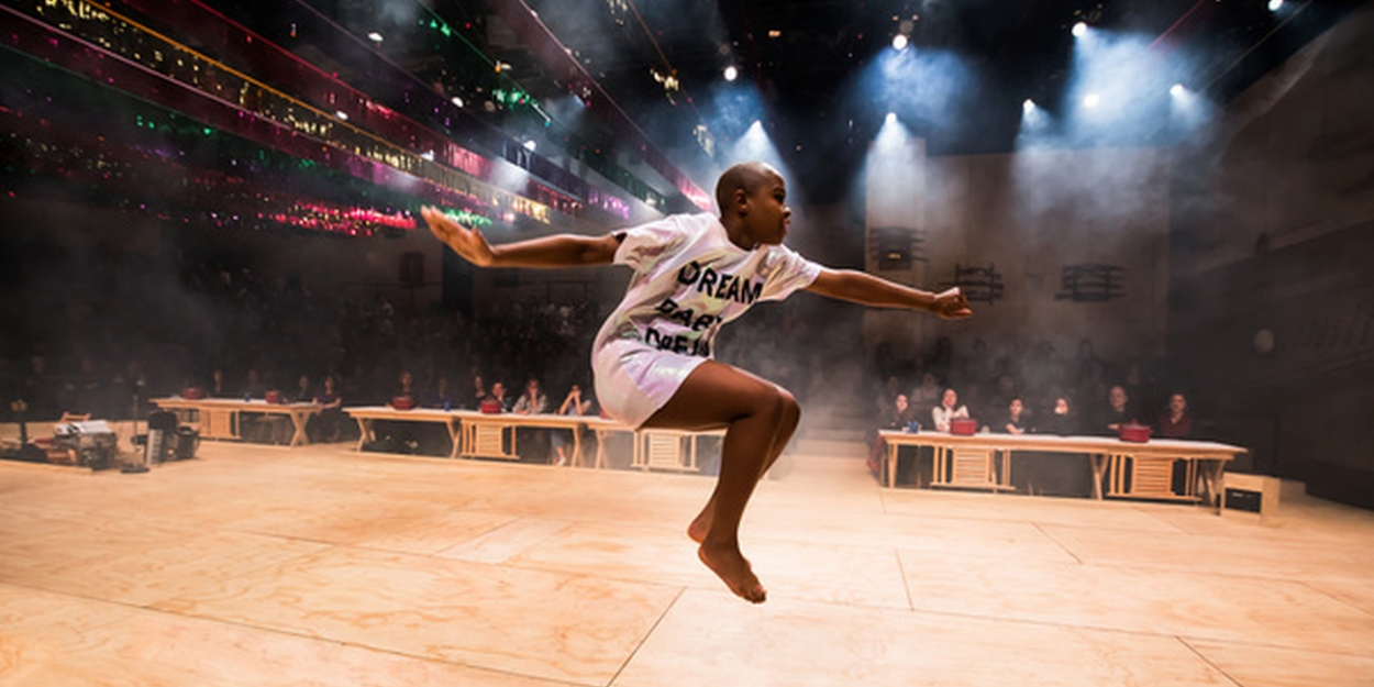 OKLAHOMA! Dancer Gabrielle Hamilton Named 'Outstanding Performer' At The Bessie Awards