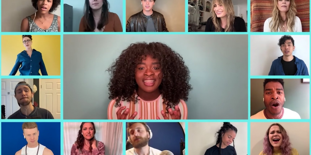 VIDEO: Celia Rose Gooding, Elizabeth Stanley, and the Cast of JAGGED LITTLE PILL Perform 'All I Really Want'
