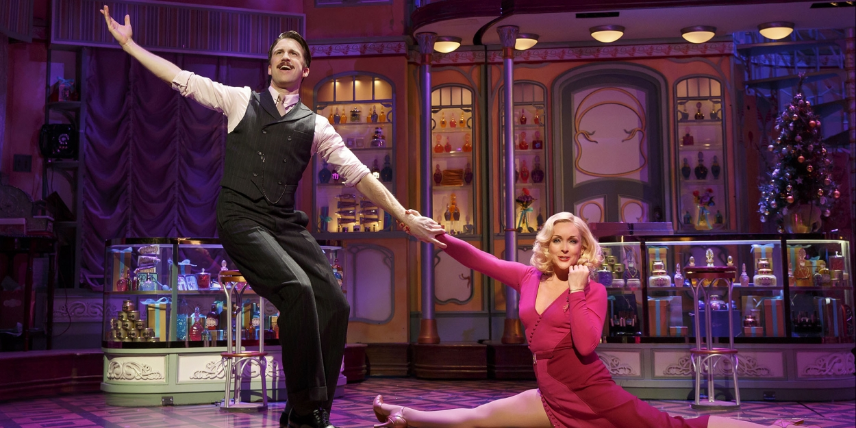 BROADWAY AT HOME on PBS Continues With GREAT PERFORMANCES: SHE LOVES ME More