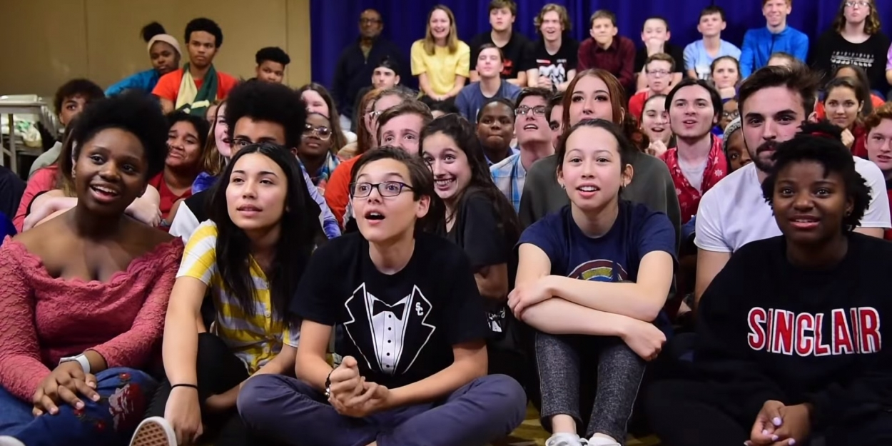 VIDEO: Check Out the Young Dayton Cast of IN THE HEIGHTS Reacting to the Movie Trailer
