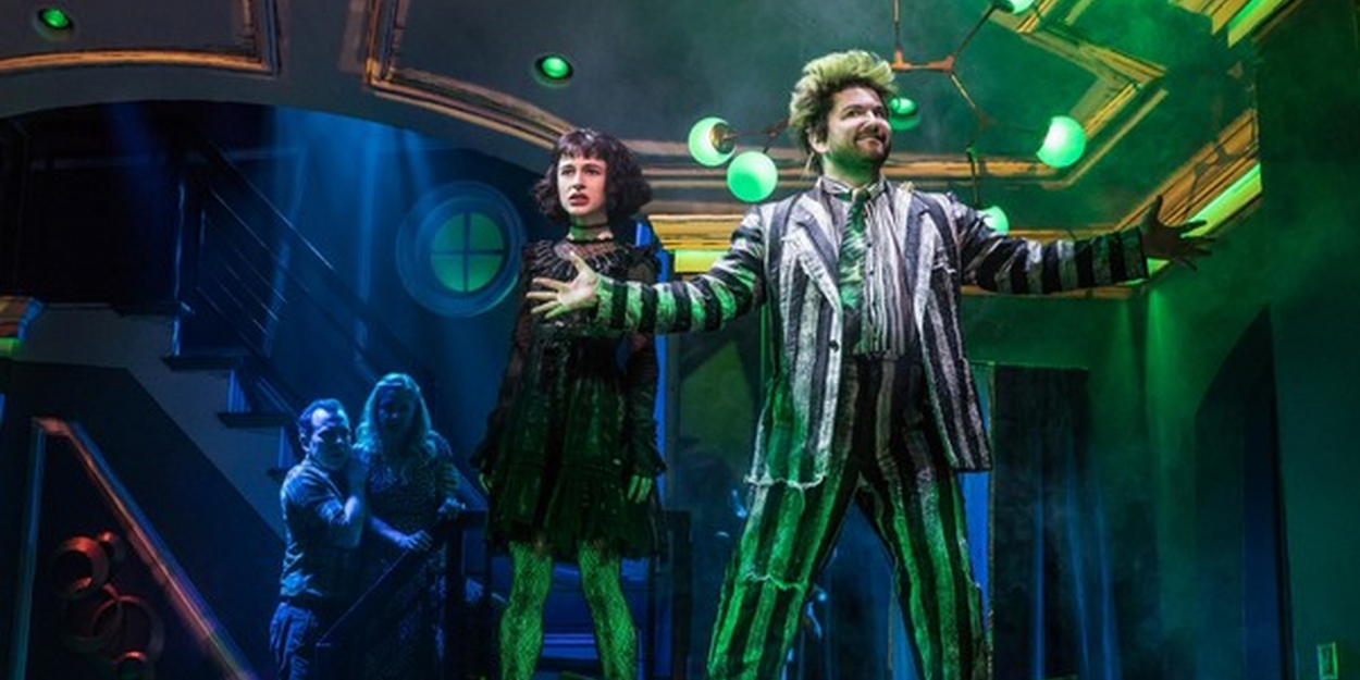 BEETLEJUICE Releases New Block Of Tickets Through April 2020