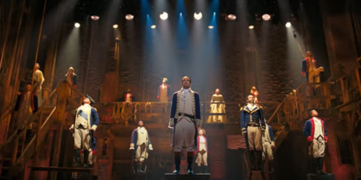 VIDEO: Lin-Manuel Miranda and the Original Cast of HAMILTON Reflect on the Show's Legacy