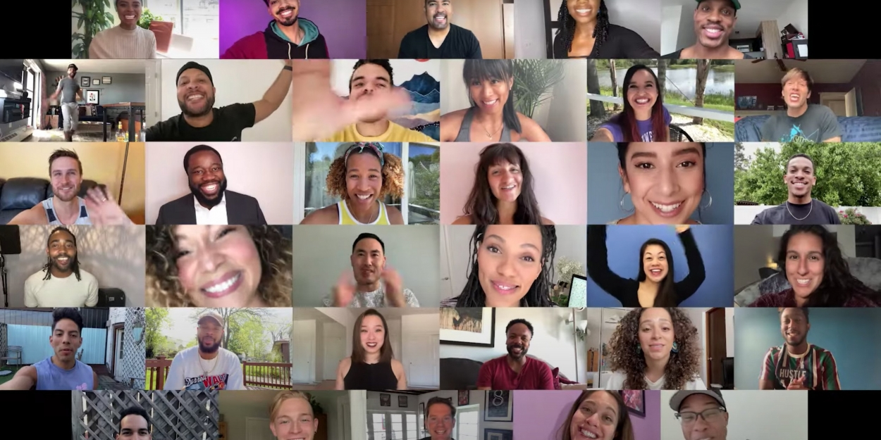 VIDEO: HAMILTON Broadway and Touring Cast Members Congratulate the Class of 2020