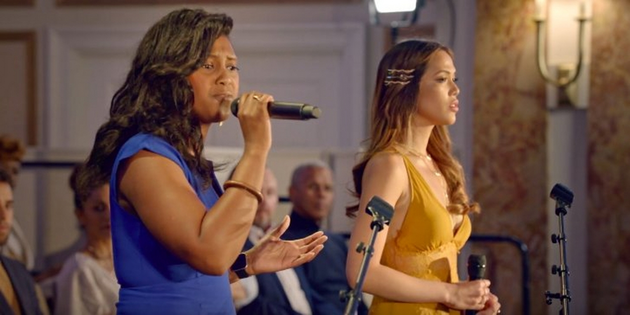 VIDEO: Watch the Cast of THE PRINCE OF EGYPT Sing 'When You Believe'