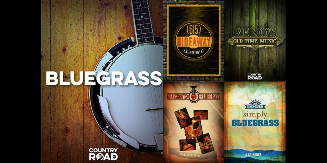 Country Road TV Adds Bluegrass Channel to Network Lineup