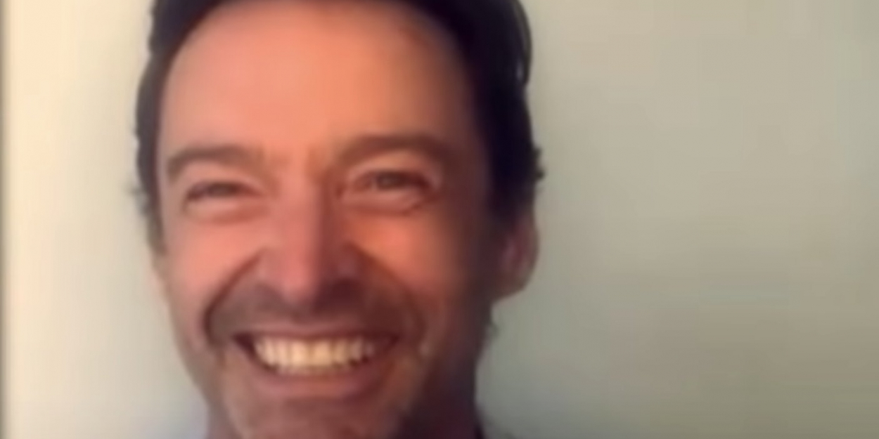 VIDEO: Hugh Jackman on Why Ryan Reynolds is 'Furious' About His Emmy Nomination, and More!