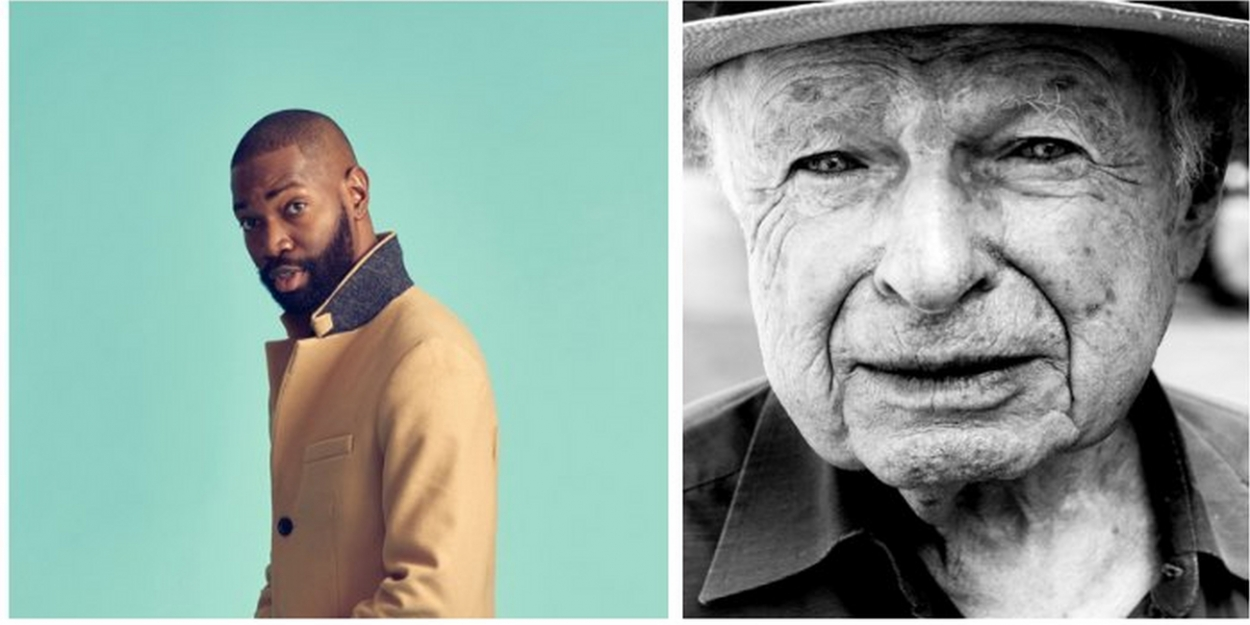 Peter Brook/NY Presents Tarell Alvin McCraney In Conversation With Peter Brook