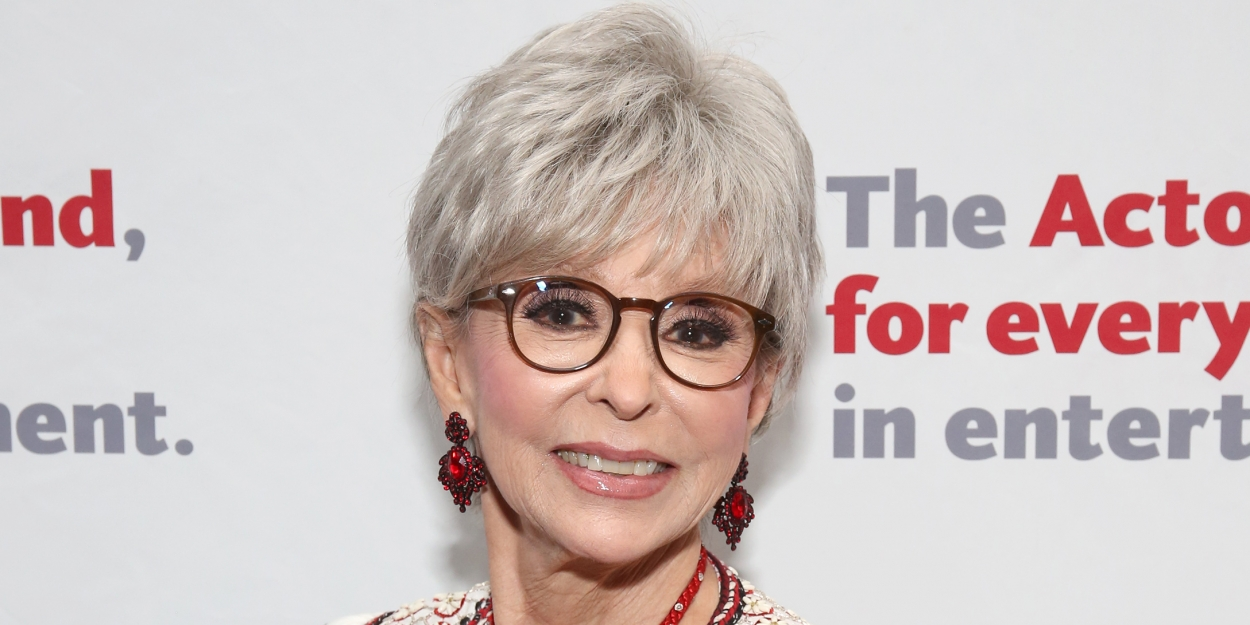 RITA MORENO: JUST A GIRL WHO DECIDED TO GO FOR IT Will Be Released June 18