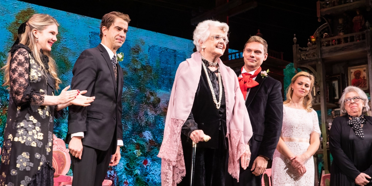 Photo Flash: Angela Lansbury and More in THE IMPORTANCE OF BEING EARNEST Benefit Reading