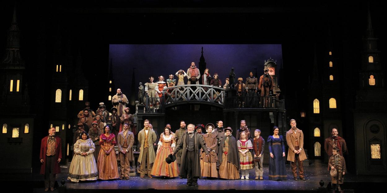 Kc Rep A Christmas Carol 2020 Kansas City Repertory Theatre Continues Its 2019/20 Season With A