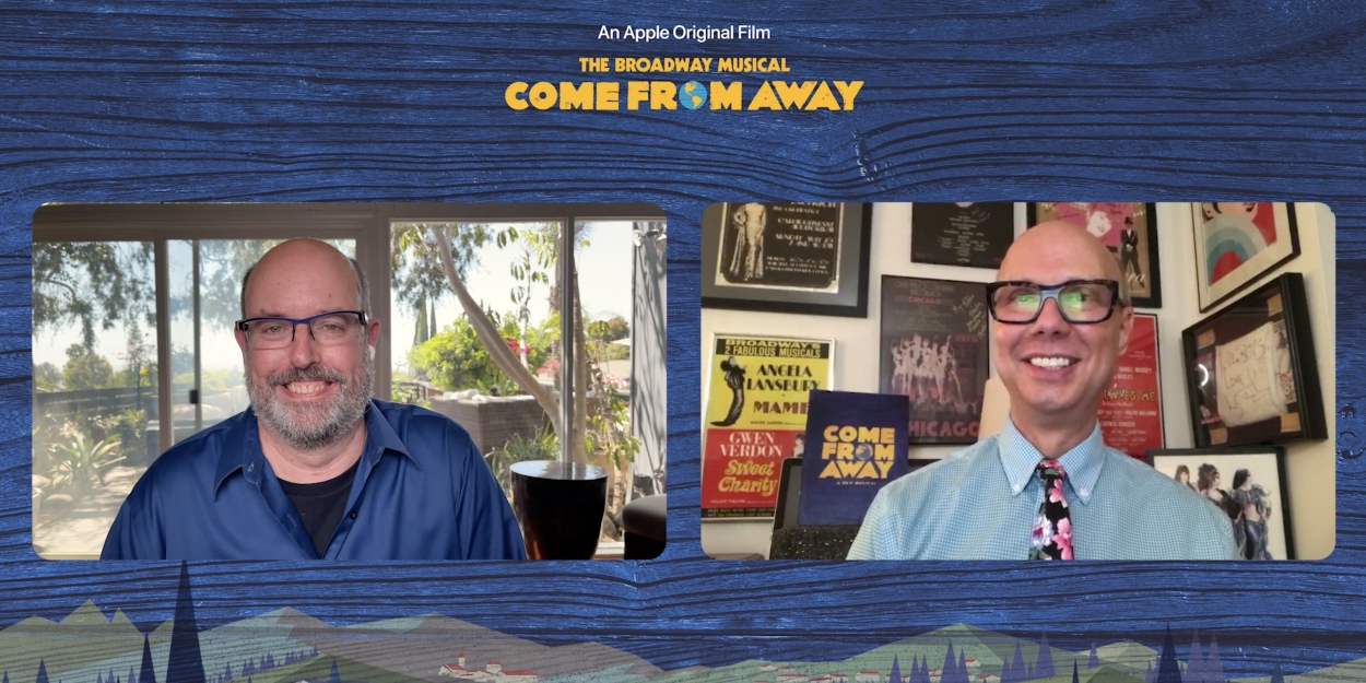 COME FROM AWAY Articles