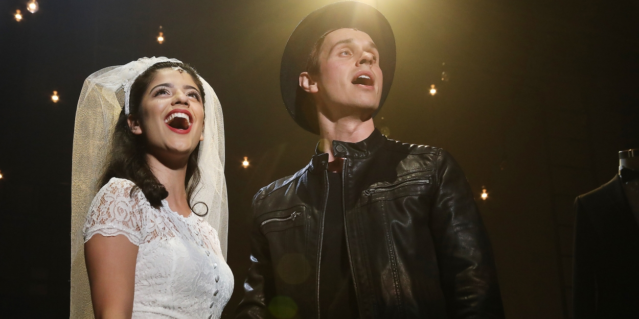 Photo/Video: First Look At Zach Adkins In WEST SIDE STORY at NC Theatre