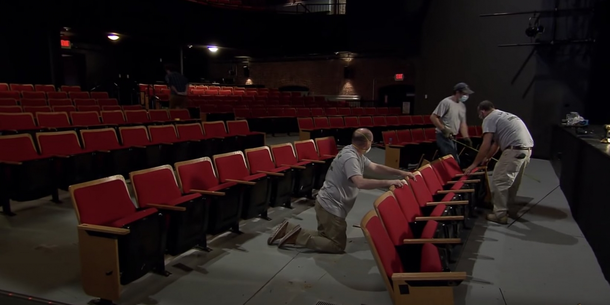 VIDEO: CBS Sunday Morning Checks in With Regional Theatres As They Prepare to Reopen