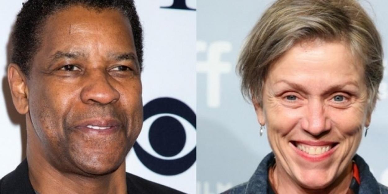 Denzel Washington and Frances McDormand MACBETH On Hiatus