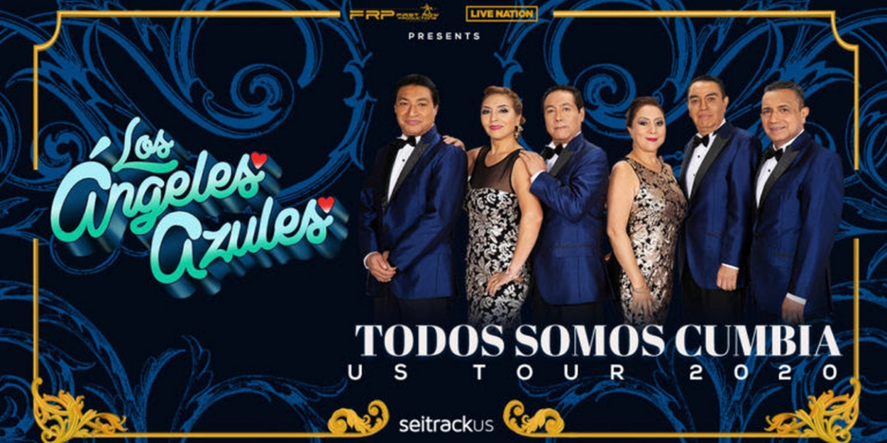 Los Angeles Azules Add 18 Dates To Their Todos Somos Cumbia U S Tour 2020