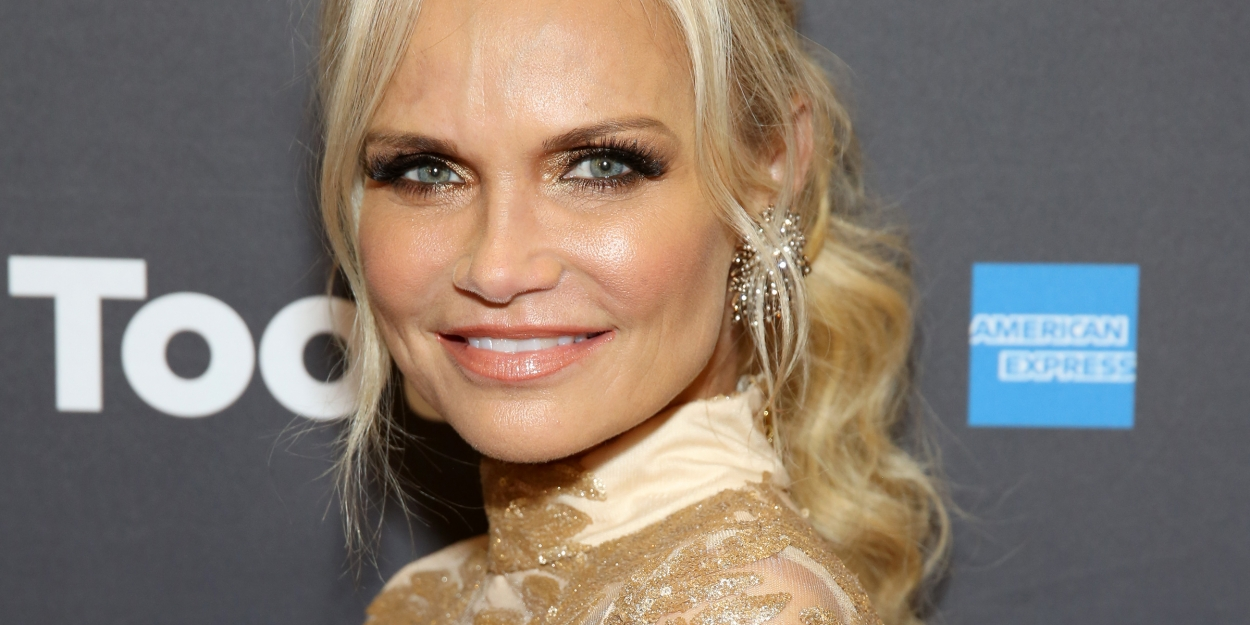 Kristin Chenoweth Reveals That She Wants to Write a Broadway Musical