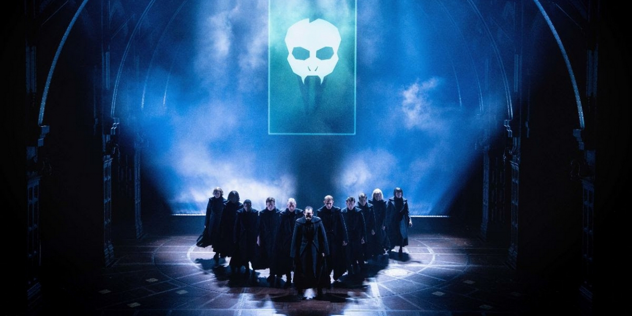 Photos First Look At Harry Potter And The Cursed Child Part 2 At San Francisco S Curran Theater