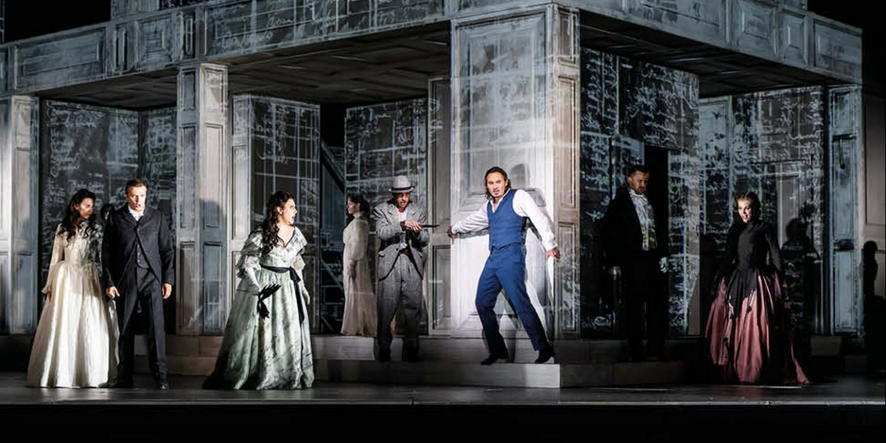 Mozart's DON GIOVANNI From London's Royal Opera House Arrives In ...