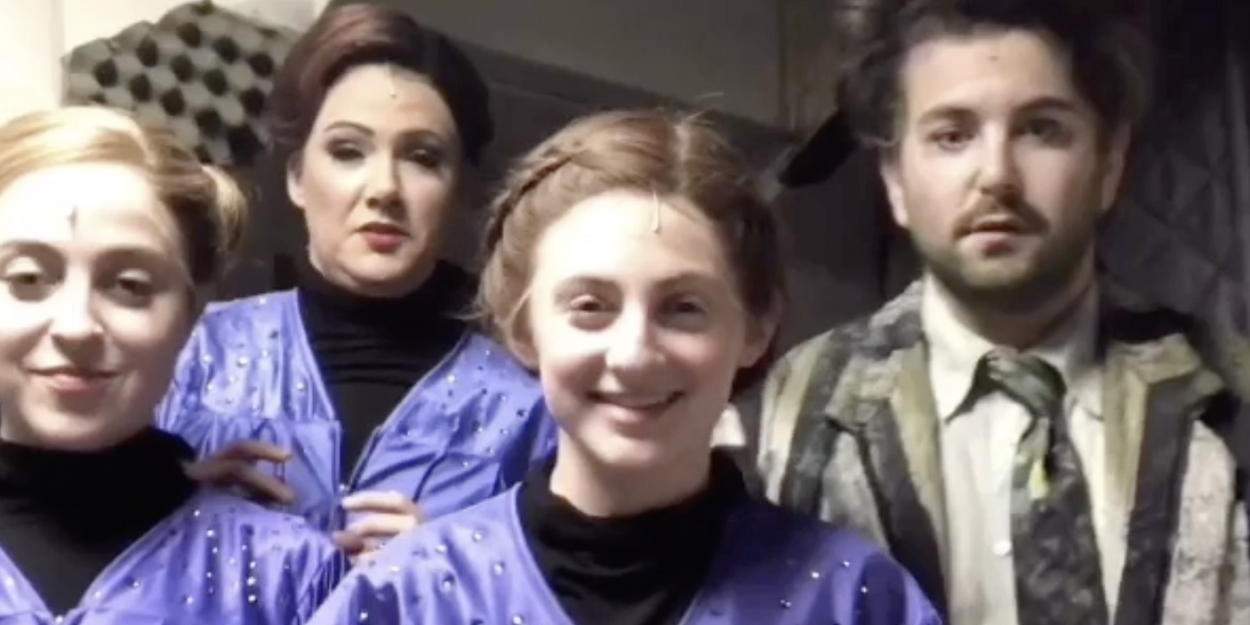 BroadwayWorld Joins TikTok With Exclusive Video From BEETLEJUICE on Broadway
