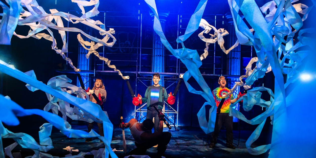 Review Roundup: THE LIGHTNING THIEF Opens on Broadway- The Critics Weigh In!