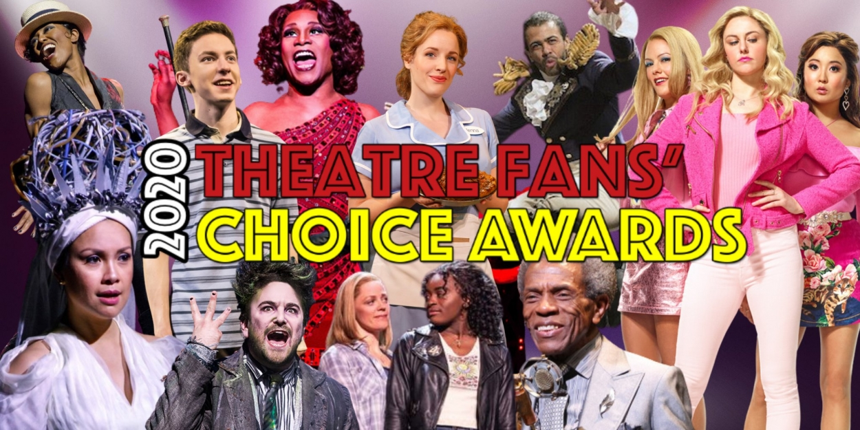 WINNERS Announced For The 18th Annual Theatre Fans' Choice Awards: 'Best Of The Decade' Edition!