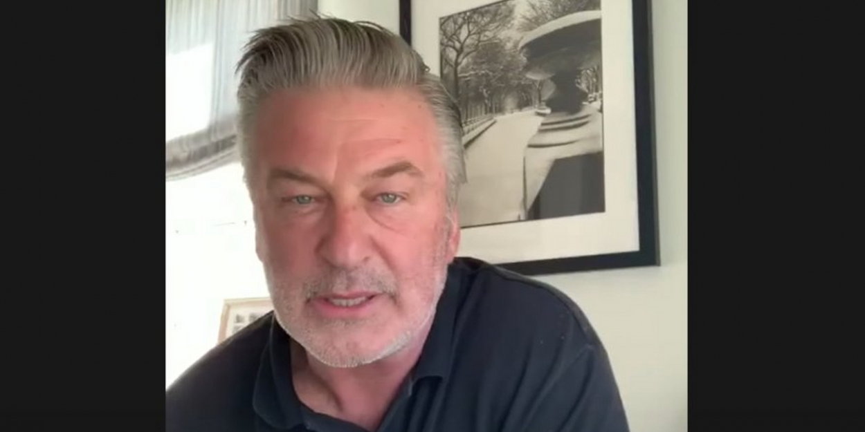 VIDEO: Alec Baldwin Chats Working With the Roundabout as Part of the OFF-SCRIPT Series