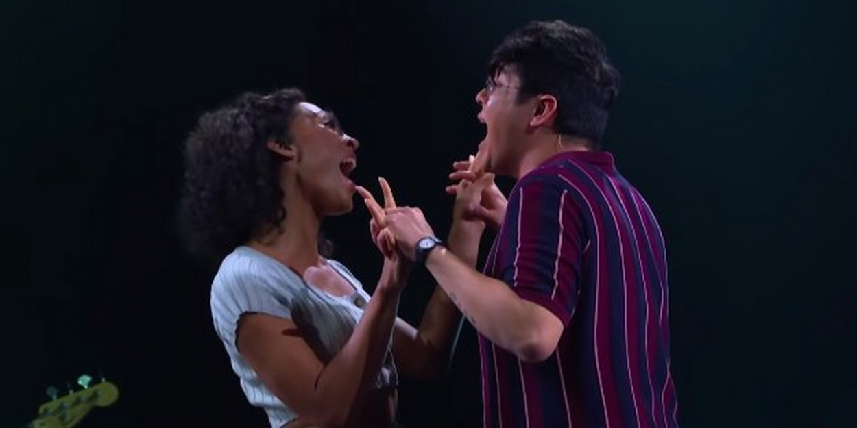 Image result for Mj Rodriguez and George Salazar