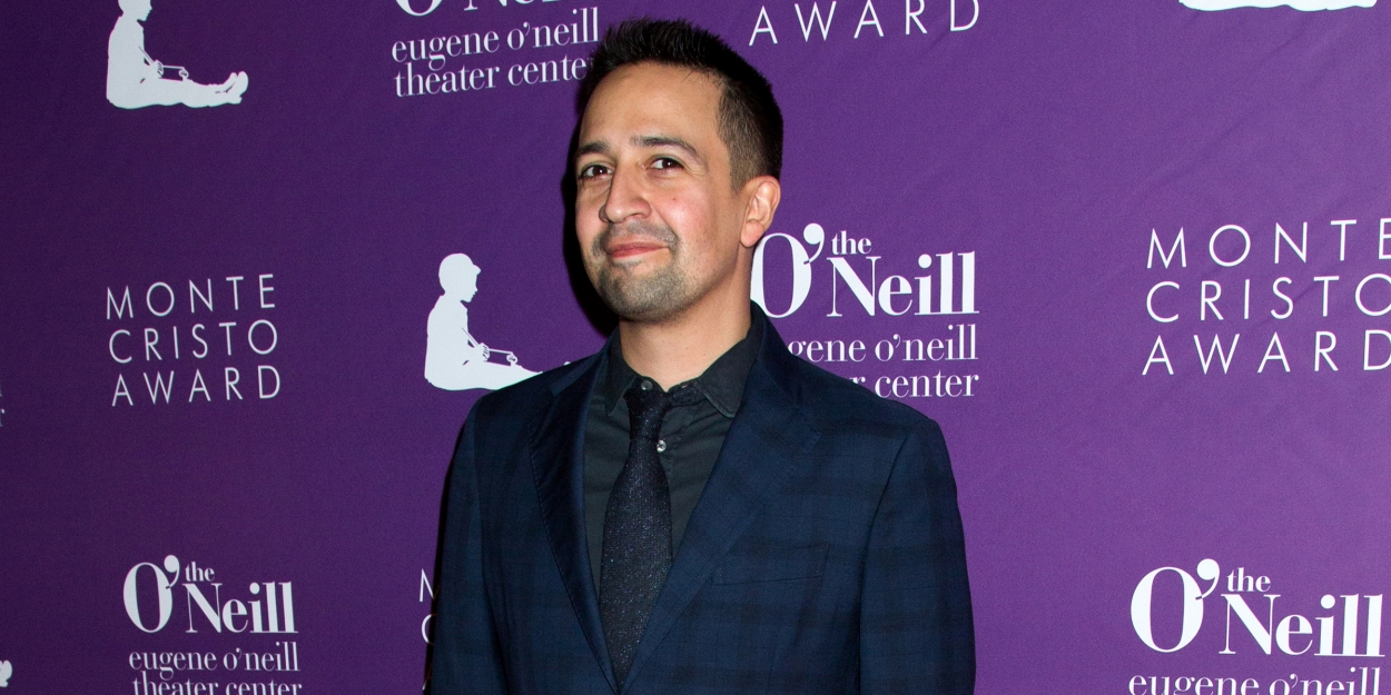 Michelle Obama To Present Lin-Manuel Miranda With The Smithsonian Portrait of a Nation Prize