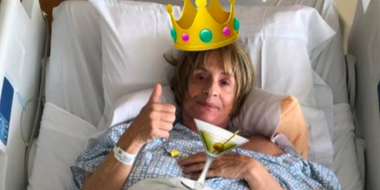 Patti LuPone Gets Second Hip Replacement Surgery