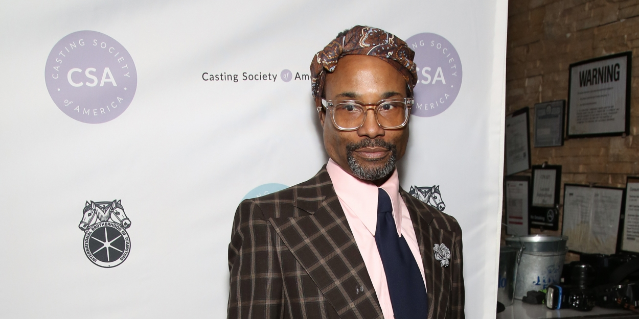 Billy Porter May Join CINDERELLA at Sony