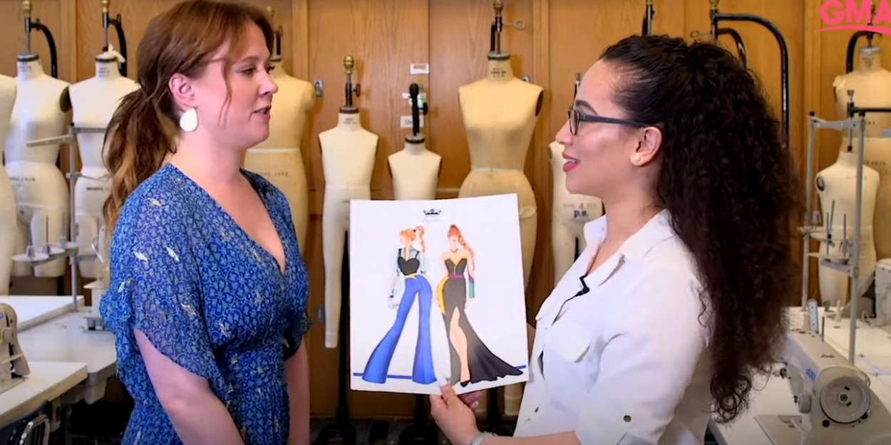 VIDEO: Fashion Students Give Disney on Broadway Characters a Makeover