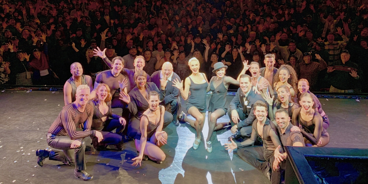 Photo Flash: CHICAGO Celebrates its 23rd Anniversary on Broadway