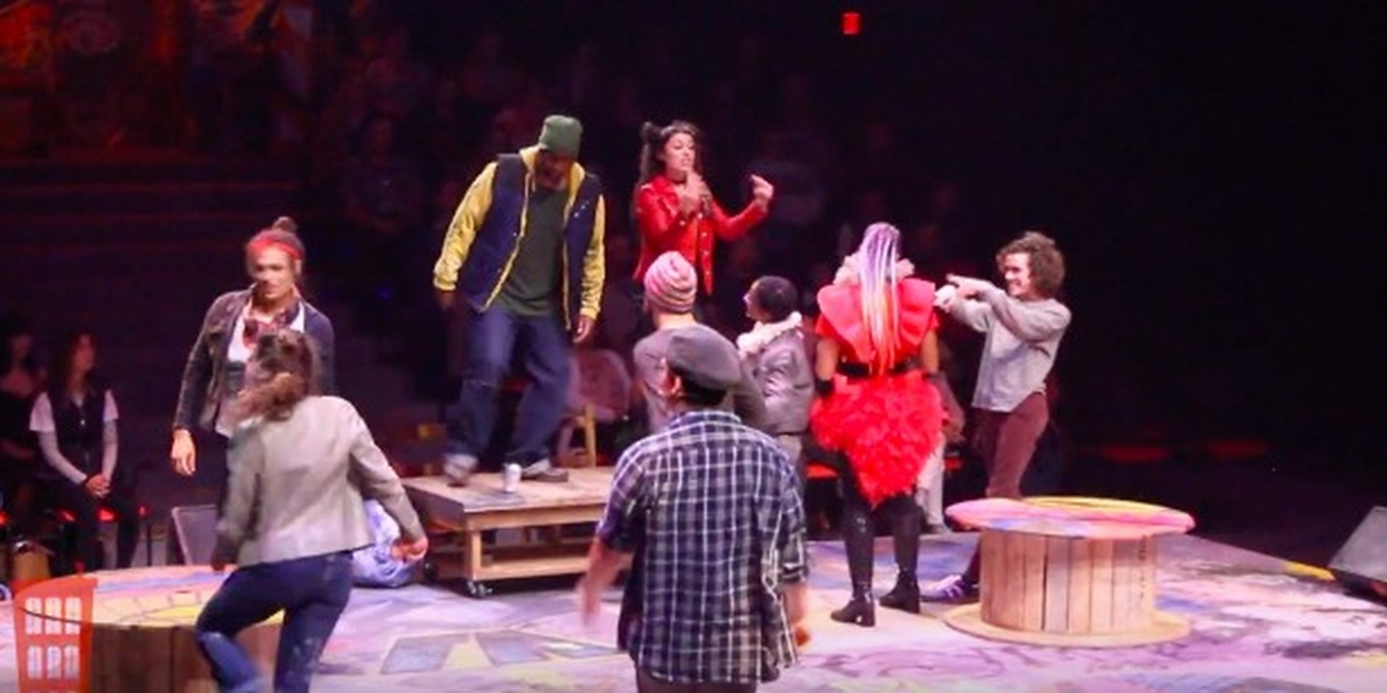 VIDEO: First Look at Redhouse's RENT, Co-Directed by Hunter Foster and Jennifer Cody