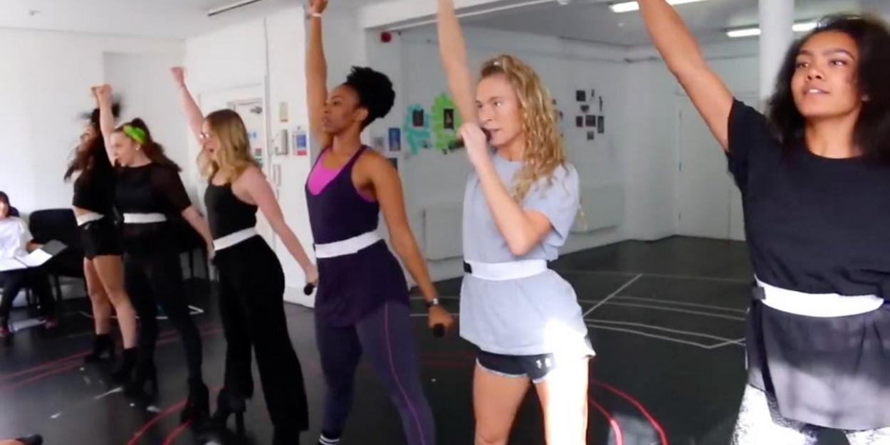 VIDEO: Get a Peek Inside SIX's UK Tour Rehearsals