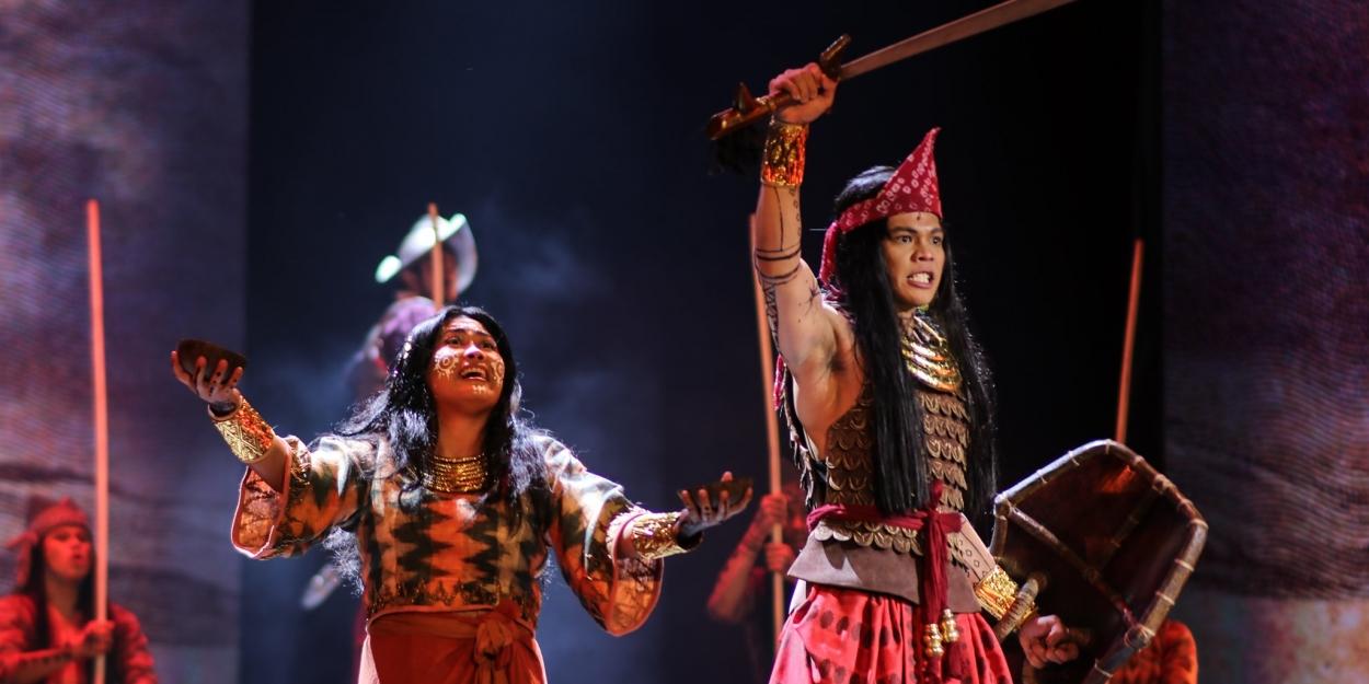 LAPULAPU, ANG DATU NG MACTAN at the Metropolitan Theatre Streams Oct. 24