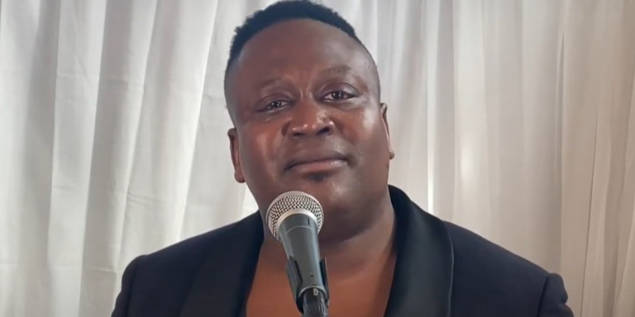 VIDEO: Tituss Burgess Joins the LIVE FROM CARNEGIE HALL Series
