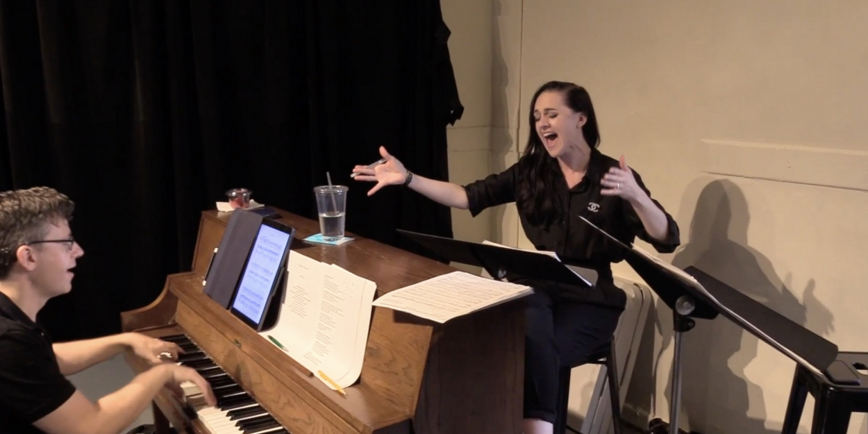 BWW TV Exclusive: Watch Lena Hall and Friends Belt Out Jim Steinman in Rehearsals for OBSESSED