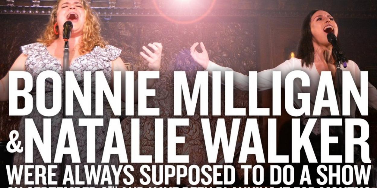Bonnie Milligan & Natalie Walker Fulfill Long-held Plans at