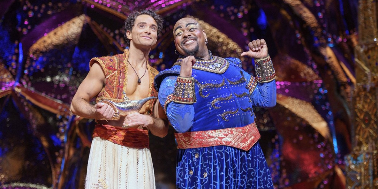 ALADDIN Ends West End Run August 24; MARY POPPINS to Fill its Theatre This Fall