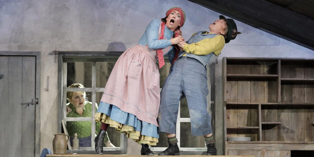 Photo Flash: San Francisco Opera Presents Engelbert Humperdinck's HANSEL AND GRETEL - Broadway World
