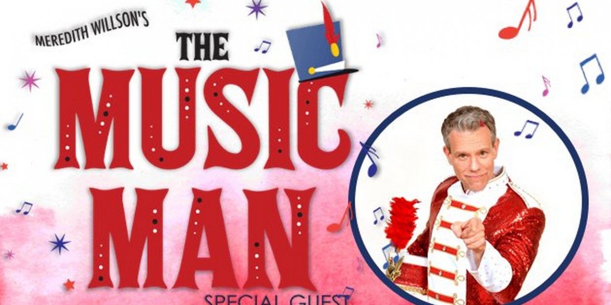 The 'West of Broadway' Podcast Chats with Tony Nominee Adam Pascal about 5-Star Theatricals' THE MUSIC MAN