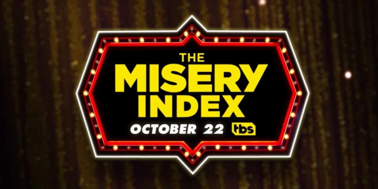 TBS Announces THE MISERY INDEX with Jameela Jamil